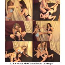 "2005.003 LOLA versus KERI ""Submission Challenge"""