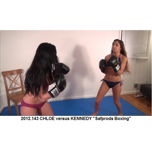"2012.143 CHLOE vs KENNEDY ""Safprods Boxing"""