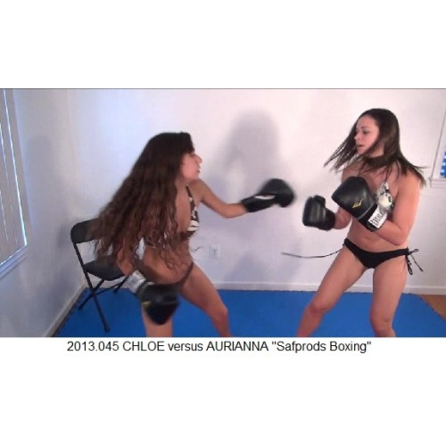 "2013.045 CHLOE versus AURIANNA ""Safprods Boxing"""