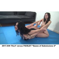 "2017.035 TILLY versus PAISLEY ""Queen of Submissions 2"""